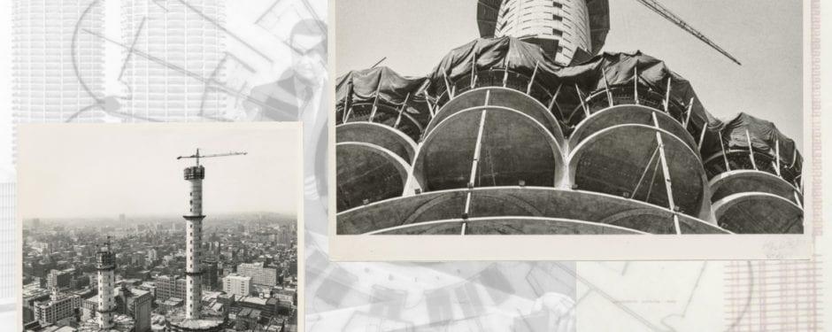 richard nickel photographs of bertrand goldberg's iconic marina city under construction