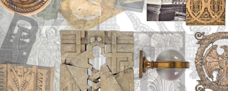 latest additions to the ever-growing bldg. 51 museum and sister organization chicago architectural ornament archive