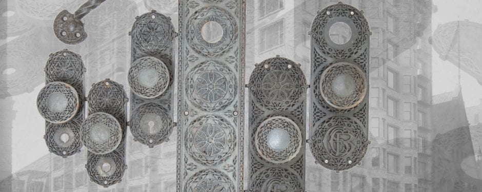 bldg. 51 museum acquires sizable cache of louis h. sullivan-designed chicago stock exchange building (1894) hardware